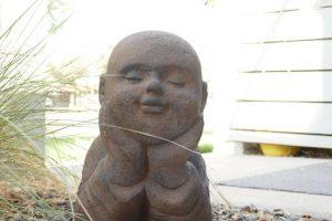 Peaceful baby Buddah